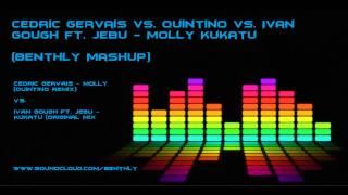 Cedric Gervais vs. Quintino vs. Ivan Gough ft. Jebu - Molly Kukatu (Benthly Mashup)