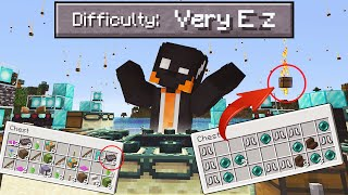 Tamatin Minecraft Difficulty VERY EZ!! (item langka)