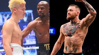McGregor chính thức thách đấu thần đồng kickboxing Nhật Bản Nasukawa