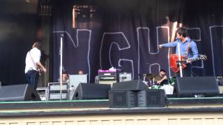 Noel Gallagher - Lock All the Doors + Riverman (Live in Sweden 2015-07-02)