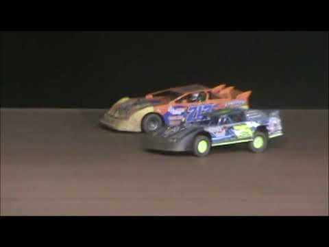 Brett McDonald Non-Qualifiers Race Lernerville Speedway 9/16/17