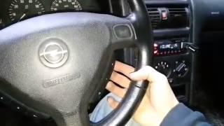 Opel astra g kasa pıoneer direkiyon kumandası