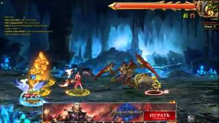 Demon slayer лаунчер игра под настроение
