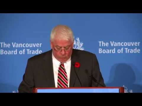 LOCAL BENEFITS: Vancouver Board of Trade
