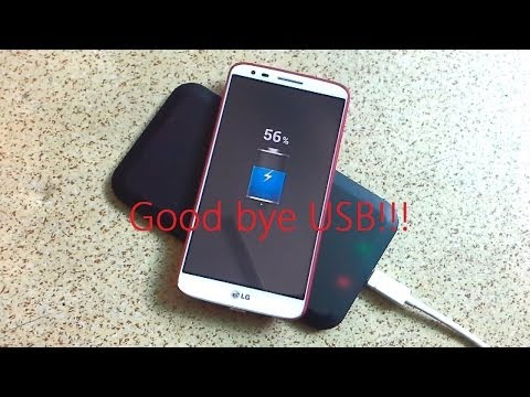 Qi Wireless charging on any device |tutorial|