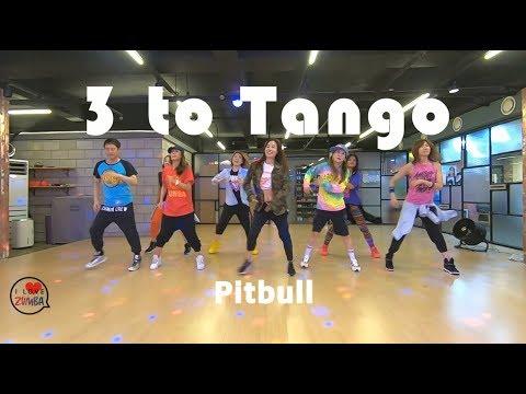 I LOVE ZUMBA  /  3 TO TANGO - PITBULL