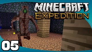 Minecraft Expedition - Ep 5: Dungeons of Doom! | Minecraft Modded Survival Let's Play