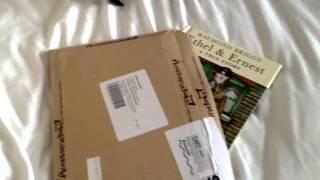 Ethel & Ernest book arrived!