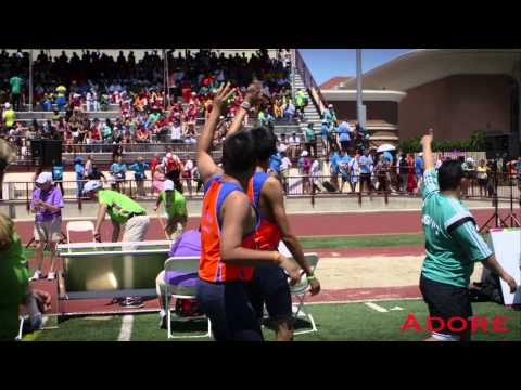 Special Olympics World Games Los Angeles 2015 - Rise Up