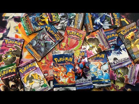HYPE CHARIZARD ALERT!!!! OPENING VINTAGE POKEMON PACKS (Base Set, Pop Series 5, and more!)