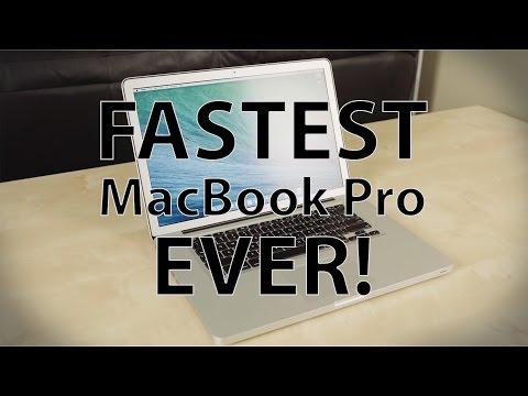 Fastest 2012 MacBook Pro Ever! Upgrade Guide - in 4K