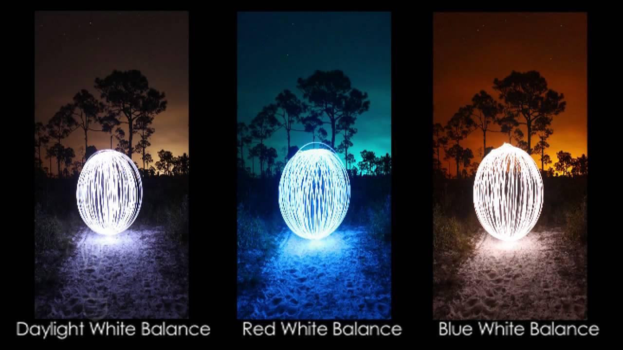 Light Painting Wedding Photography: Light Painting Photography Tutorial: Custom White Balance