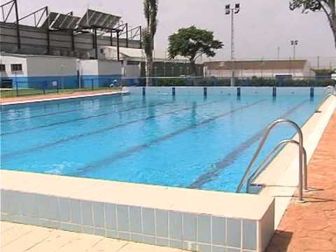 La piscina municipal inicia la temporada de verano youtube for Piscina municipal las gabias