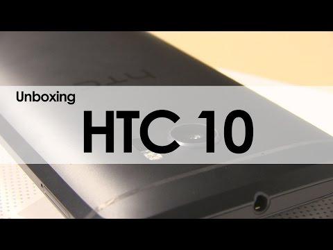 HTC 10: Unboxing y primeras impresiones