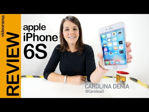 Apple iPhone 6s review en español