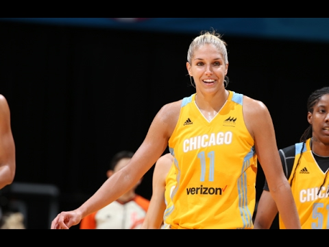 Elena Delle Donne Career Highlights with the Chicago Sky ...