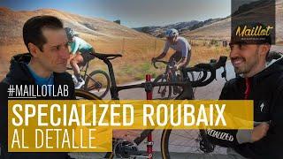 Specialized ROUBAIX 2020 ¡Al Detalle!