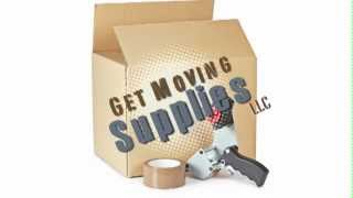 Moving Boxes Kissimmee FL - GET MOVING SUPPLIES, LLC