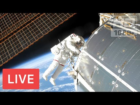 WATCH LIVE: NASA astronauts Victor Glover and Mike Hopkins to Install Space Station Science Platform