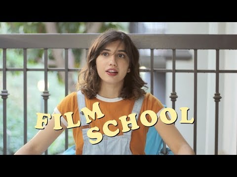 What is film school like? | FILM SCHOOL 101