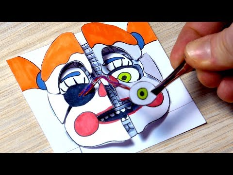 CREATE YOUR FNAF ANIMATRONICS - Five Nights at Freddy's - DIY SURGEON SIMULATOR - You cant hide!