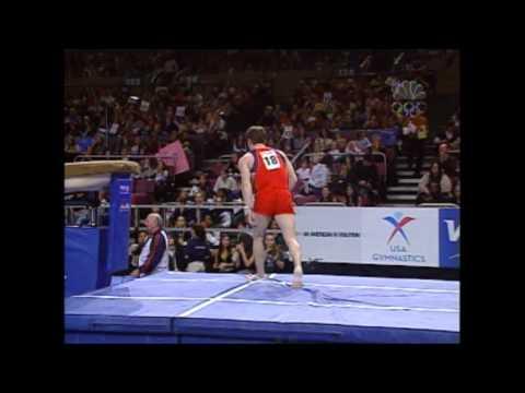Paul Hamm - Vault - 2004 Visa American Cup