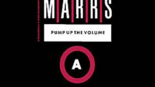 Marrs- Pump Up The Volume