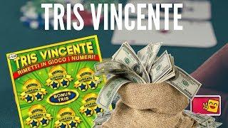 Gratta e Vinci   Tris Vincente   VINTO CON IL BONUS