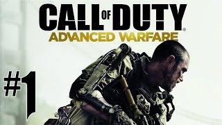 COD Advanced Warfare - Playthrough #1 [FR]