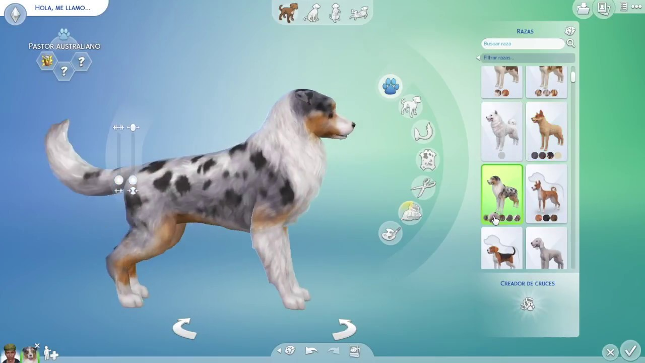 The Sims 4 Every Dog Breed On The Game Youtube