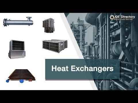 Heat Exchanger Manufacturers | Heat Exchanger Suppliers