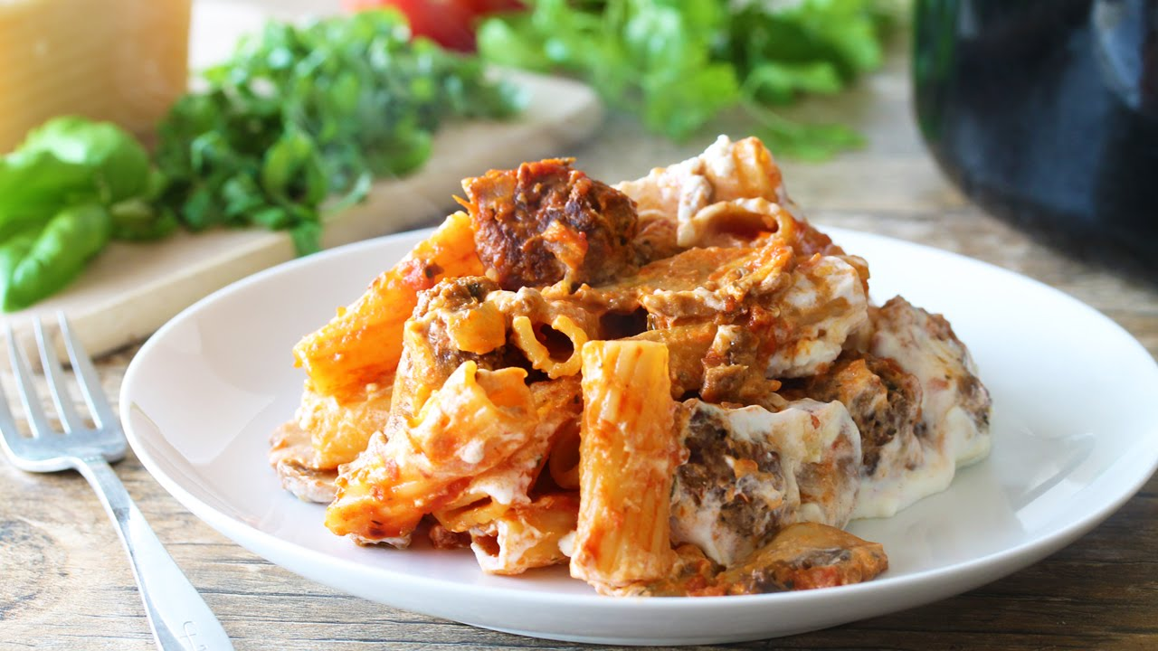 how to keep baked ziti from drying out
