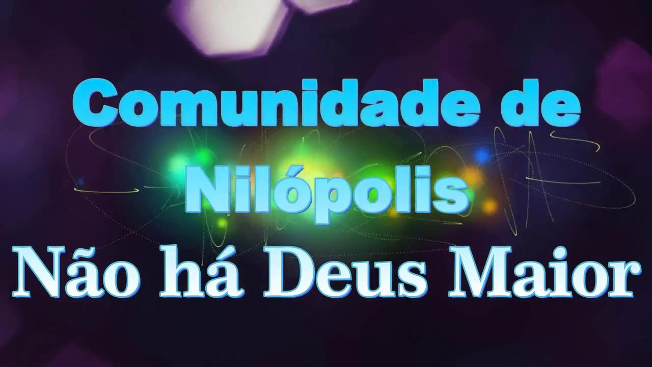 playback pai comunidade nilopolis
