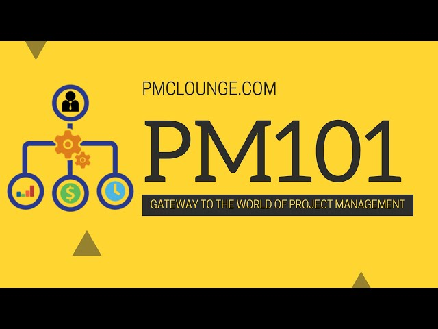 Project Management 101 Training | Introduction to Project Management | Project Management Basics