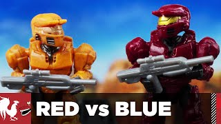 Season 14, Episode 5 - The Brick Gulch Chronicles | Red vs. Blue