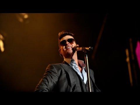 Robin Thicke - 1Xtra Live 2013