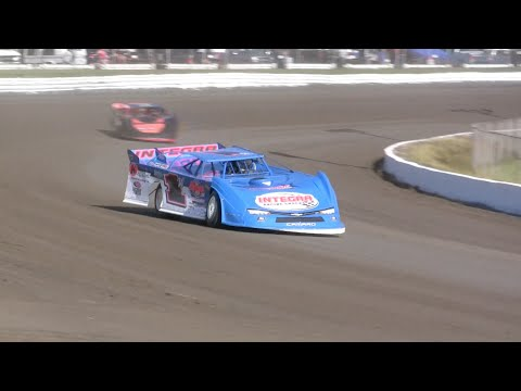 Late Models ($3,000 to Win) - Volusia Speedway Park 7-3-16