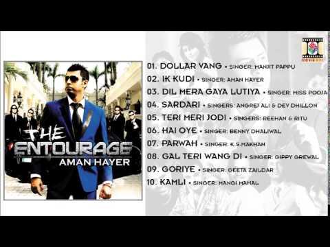 THE ENTOURAGE - AMAN HAYER - FULL SONGS JUKEBOX