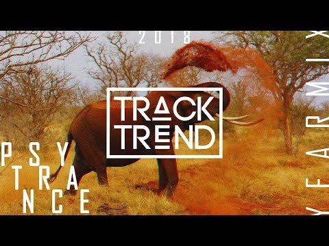 Track Trend - Psytrance  Yearmix 2018