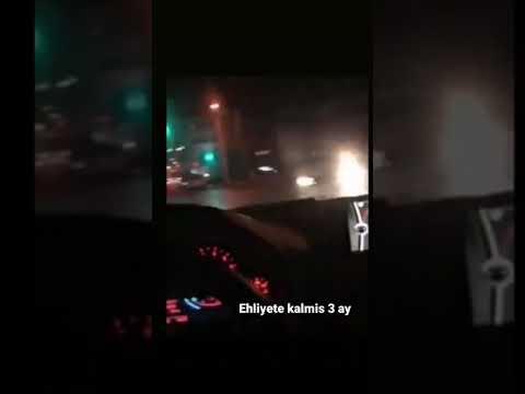 BMW gece snap