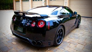 Nissan GT-R 2012 Videos