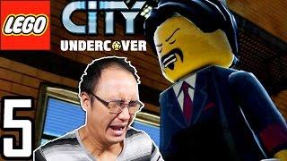 LES MÉCHANTS DE CHINA TOWN ! | LEGO City Undercover #5