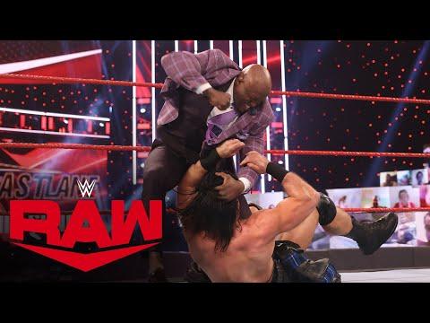 Sheamus and The Miz each launch attacks on Bobby Lashley and Drew McIntyre: Raw, Mar. 15, 2021