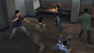 Jet Li: Rise To Honour - Mission #4 - Bar Room Brawl