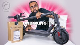 Xiaomi Electric Scooter - Unboxing Time Episode 9