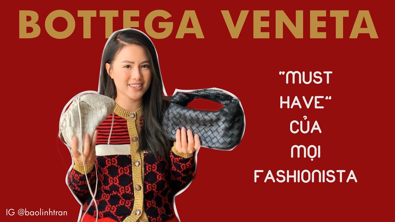 Review: Bottega Veneta The Pouch \u0026 Jodie // Tối giản nhưng không đơn giản // Bao Linh's Channel