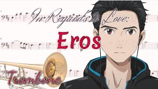 In Regards To Love: Eros Yuri!!! On Ice Trombone