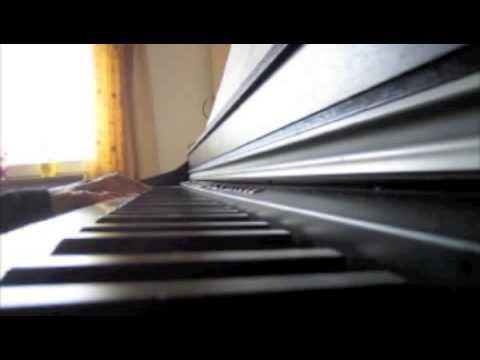 Ketika cinta bertasbih ~~Piano cover~~  (half)