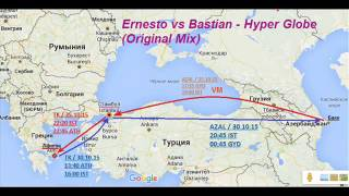 Ernesto vs. Bastian - Hyper Globe (Original Mix)