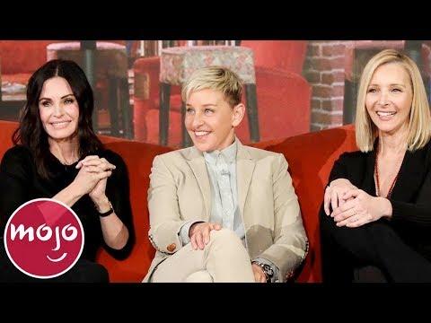 Top 10 Surprise Celebrity Cameos on Ellen